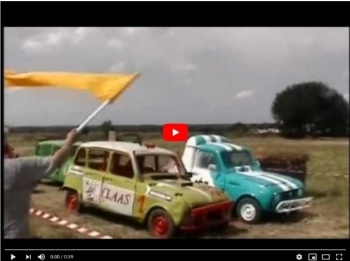 Video 4L sponsoring Légumes Cotentin